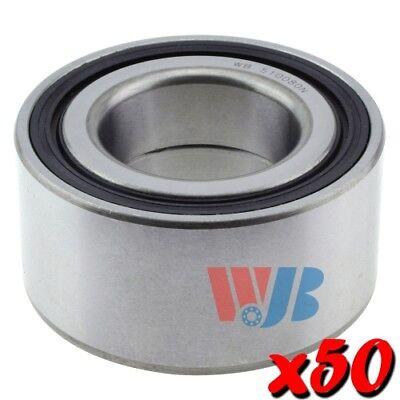 50 x New Front Wheel Bearings WJB WB510080 Cross 510080 FW80 Wholesale Lot