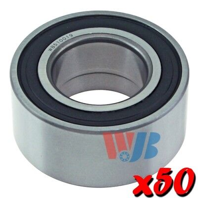 50 x New Rear Wheel Bearing WJB WB510019 Cross 510019 FW137 Wholesale Lot