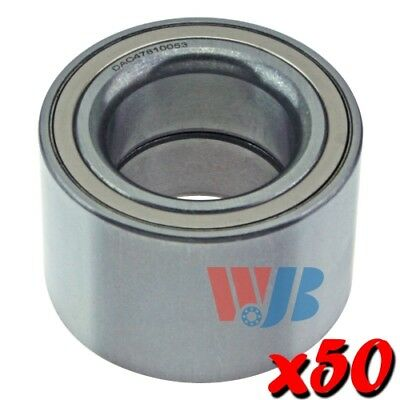 50 x New Front Wheel Bearings WJB WB510028 Cross 510028 FW155 Wholesale Lot