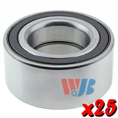 25 x New Front Wheel Bearings WJB WB510087 Cross 510087 FW44 Wholesale Lot
