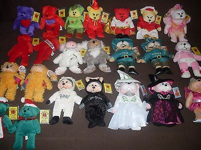Beanie kids-Bulk lot of Rare and Mutation Beanie Kids