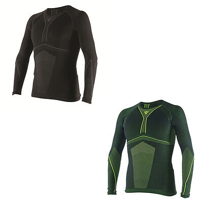 Dainese D-Core Dry LS Motorcycle Motorbike Tee Base Layer All Colours & Sizes