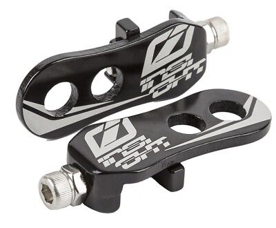 Insight BMX 3/8th Chain Tensioner BLACK