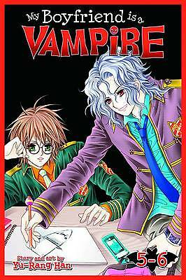 MY BOYFRIEND IS A VAMPIRE Vol.1-2, 3-4,5-6, 7-8, 9-10, 11-12 & Vol.13-14 Manga