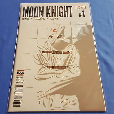 Moon Knight #1 Volume 6 NM Marvel Comics Uncertified