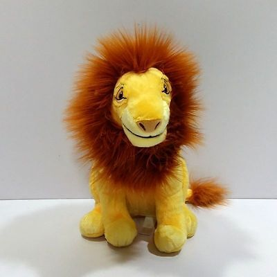 The Lion King Adult Simba Plush Toy stuffed doll new arrival