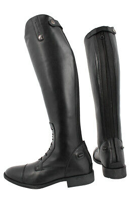 HORKA Ladies Leather Riding Boots - Anouk - Black
