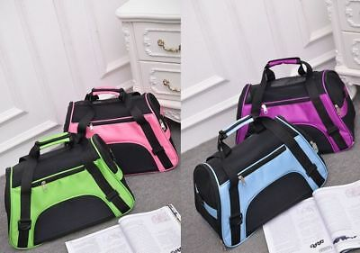 Portable Pet Dog Cat Outdoor Carrier Travel Bag Pet Kennel Travel Fabric Bag