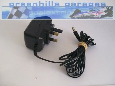 Greenhills Scalextric Transformer Power Pack Black Plug-in 16V IP40 G8025W