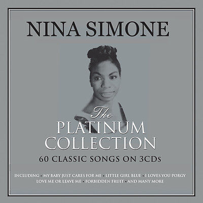 Nina Simone - The Platinum Collection [Best Of / Greatest Hits] 3CD NEW/SEALED