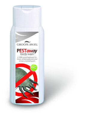 Fly Away Groom Away Pest Away Body Wash - Fly, Louse & Insect Control