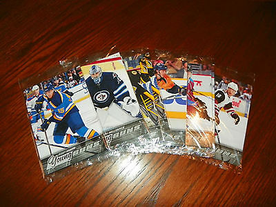 2015-16 Upper Deck Oversized Young Guns Complete your Set