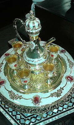 Tea Sets Silver Plated