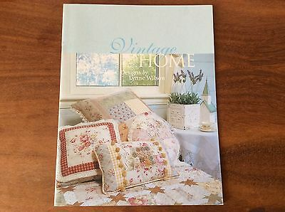 "BOOK "" VINTAGE HOME"" by LYNNE WILSON"