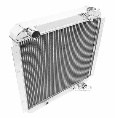 3 Row RS Champion Radiator for 1972 73 74 75 76 77 78 1979 Ford F-250