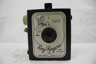 Vintage Roy Rogers And Trigger 620 Snap Shot Camera Herbert George Co.