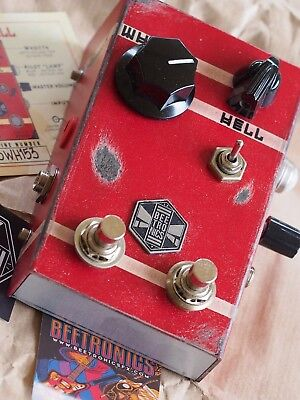 BeetronicsFx Whoctahell Low Octave Fuzz