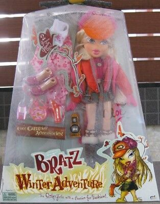 Bratz Campfire Winter Adventure Cloe Released 2005 *nrfb*