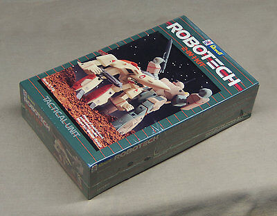 Robotech Battloid & Guardian 1:170 Model Kits Macross 84 NIB Revell Imai VINTAGE