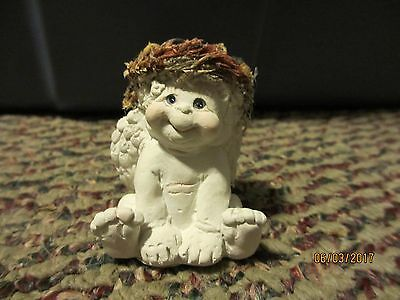 Dreamsicles Angel Cherub Small Smiling Cherub 1995