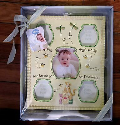 Disney Baby Winnie the Pooh Milestone Picture Frame