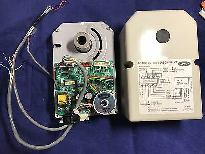 Carrier CEP-5201 Zone Damper Actuator P/N 33CC400635 Kit #33CSDCARPL