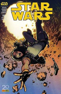 marvel,STAR WARS,2,cover B,2/2,neuf,aout 2017,panini