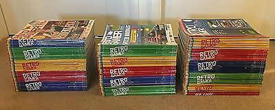 Huge collection of Retro Gamer magazines 41-44, 46, 48-164 - 122 issues total