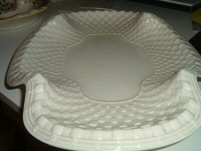 Antique English Spode Ironstone Bread Tray