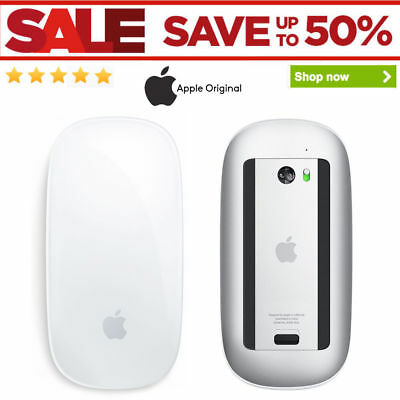 Genuine Apple Wireless Magic Mouse (MB829Z/A) Model A1296
