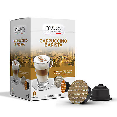 Dolce Gusto Compatible Coffee Pods Capsules CAPPUCCINO