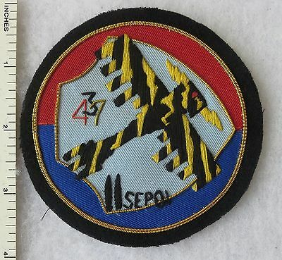 US AIR FORCE 34th EXPEDITIONARY BOMB SQUADRON Bullion PATCH Made for VETERANS