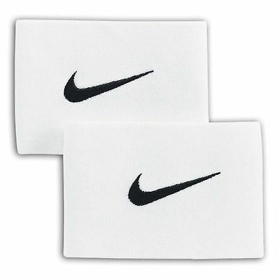 Guard Stays By Nike White New & Packaged 2 Stays In Each Set