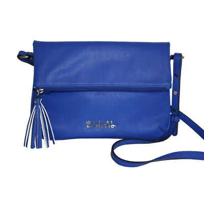 New Il Tutto Anais Blue Handbag Clutch - Free Express Shipping!