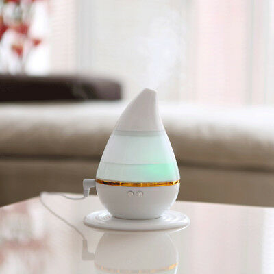 UK Electric Oil Essential Burner Aroma Diffuser LED Humidifier Air Purifier New