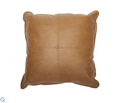 CUSHION Cover Tan Sofa Pillow Case Linen Throw Cushions Brown Cotton Home Decor
