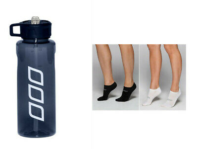 Free Shipping Lorna Jane Icons 1LT Water Bottle Gym Training Drink Water Bottle