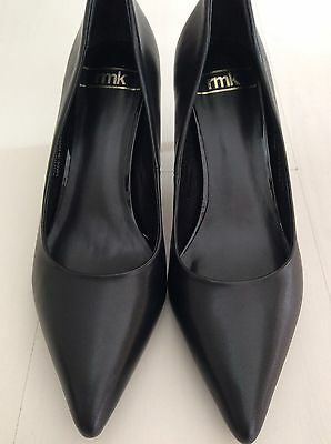 NEW RMK Black Heels Shoes Size 41