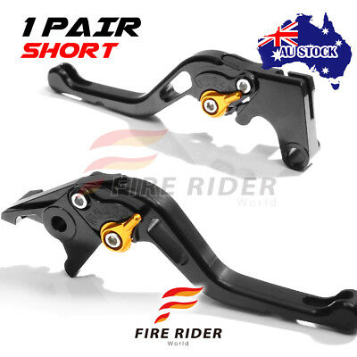 Fit Yamaha Majesty YP 400 04-08 07 CNC SBG GP Short Front Rear Brake Levers