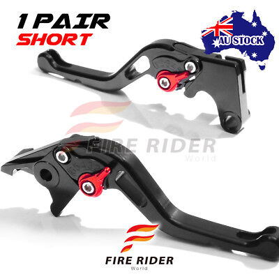 Fit Yamaha Majesty YP 400 04-08 07 CNC SBR GP Short Front Rear Brake Levers