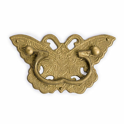 "Young Butterfly Pulls 4"" - Set of 2"