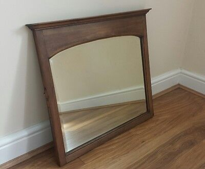 Collectable Vintage 1940's Wall Mirror