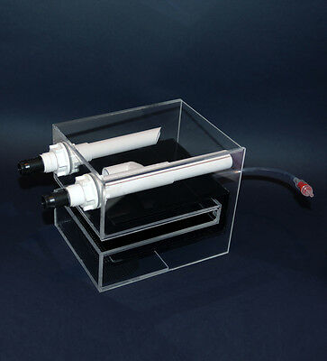 Aquarium Overflow Box DP3000 Noiseless Custom Big Gap 70mm