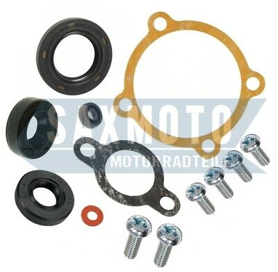 YAMAHA RD250 400 Komplettes Ölpumpe Reperatur Kit (Oil pump Repair Kit) 1A2 1A3