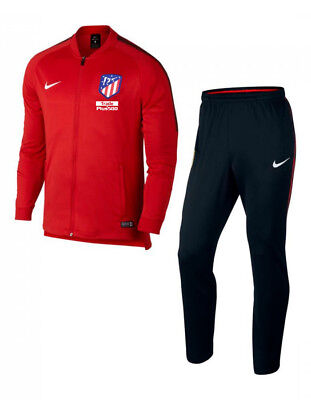 Atletico Madrid Nike Training Trainingsanzug versione Panchina Squad Dry Rot