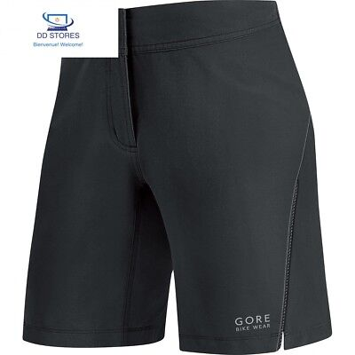 GORE BIKE WEAR Femme Short ultraléger et stretch, Respirant, Selected...