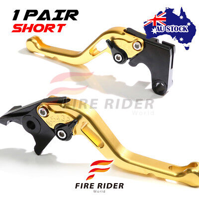 Fit Yamaha TMAX 500 08 09 10 11 12 CNC SGB GP Short Front Rear Brake Levers