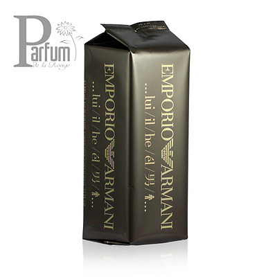 city glam emporio armani eau de toilette spray 100ml for him herren extra edt eur 67 67. Black Bedroom Furniture Sets. Home Design Ideas