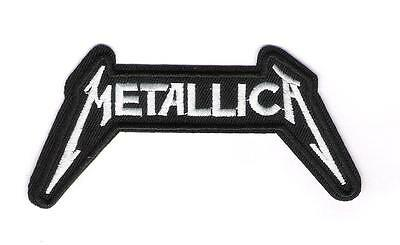 patch embroidered / écusson thermocollant Metallica