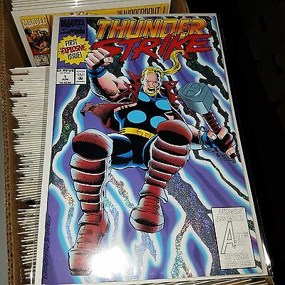 Thunderstrike (1993) Lot - Complete Series Set w/#s 1-24, Higher Grade